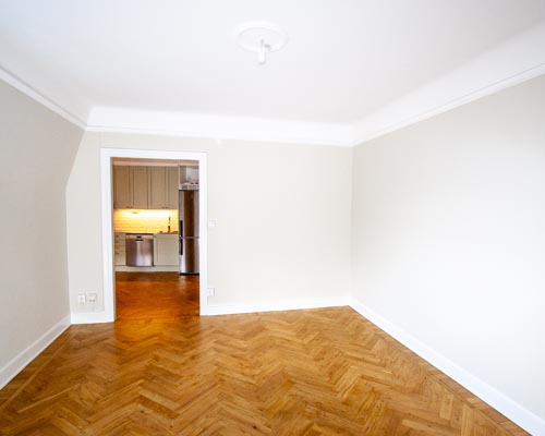 Lägenhetsrenovering